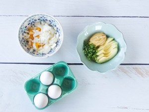 Egg Salad Ingredients